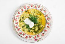 Photo of Щавельный суп